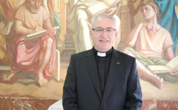 Alegría por el Obispo Auxiliar de la Diócesis de Cartagena