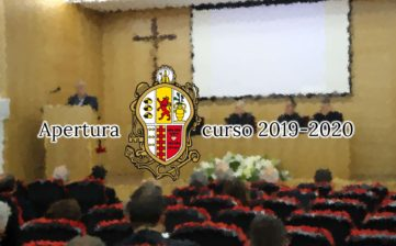 Apertura oficial curso 2019-2020
