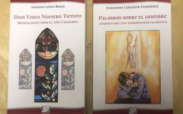 Dos nuevos volúmenes en la Colección San Fulgencio